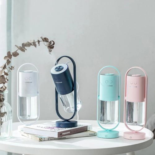 360° Ultrasonic Air Humidifier Projection