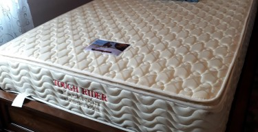 Used Pillow Top Mattress For $40,000
