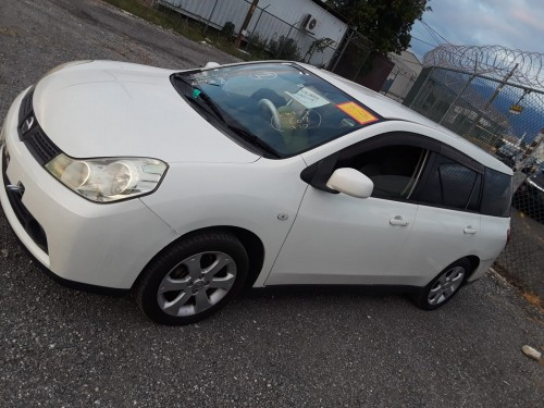 2010 & 2011 Nissan Wingroad Newly Imported For Sal