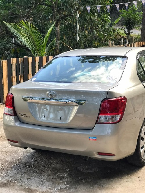 2013 Toyota  Axio Newly Imported For Sale Low Mile