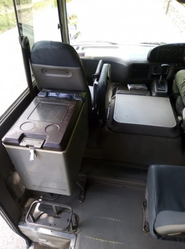 Toyota Coaster Bus  2006