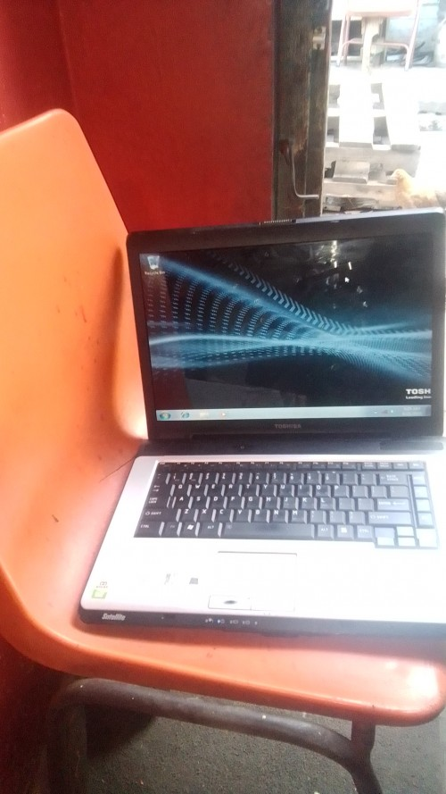 Toshiba Laptop For Sale Fully Working Wd7 3gb Ram