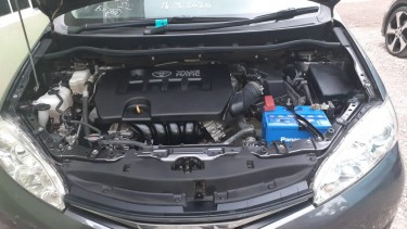 2014 Newly Import Toyota Wish