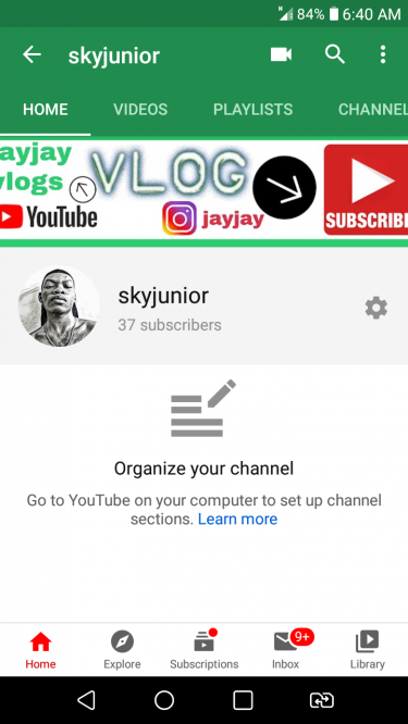 Go Subscribe To This Channel
