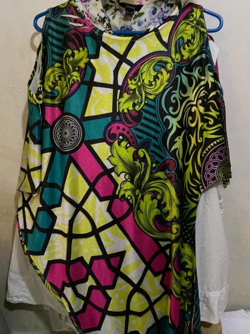 Multi Color Dress/Shirt
