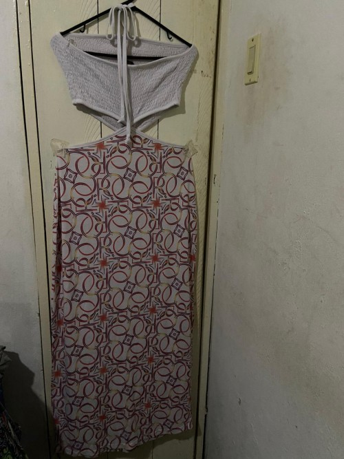Size Large Multicolor Rocawear Dress.