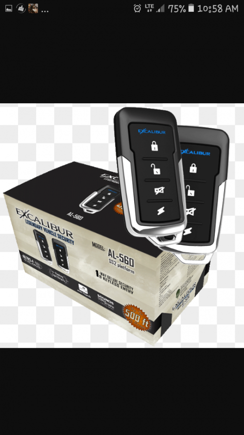 We Sell Car Alarm And Tracker And So Much More