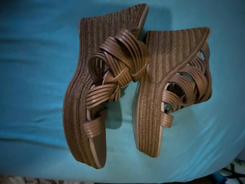 UGG Wedge Shoes, Size 11