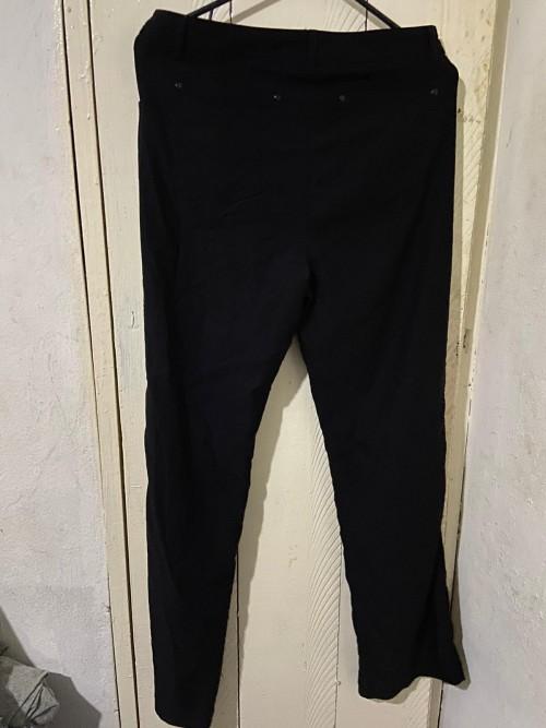 Black Pants, Size 8,sm
