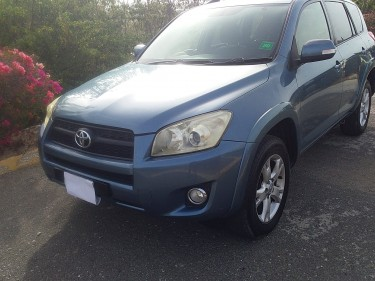 2012 Toyota RAV4 Vans & SUVs Portmore