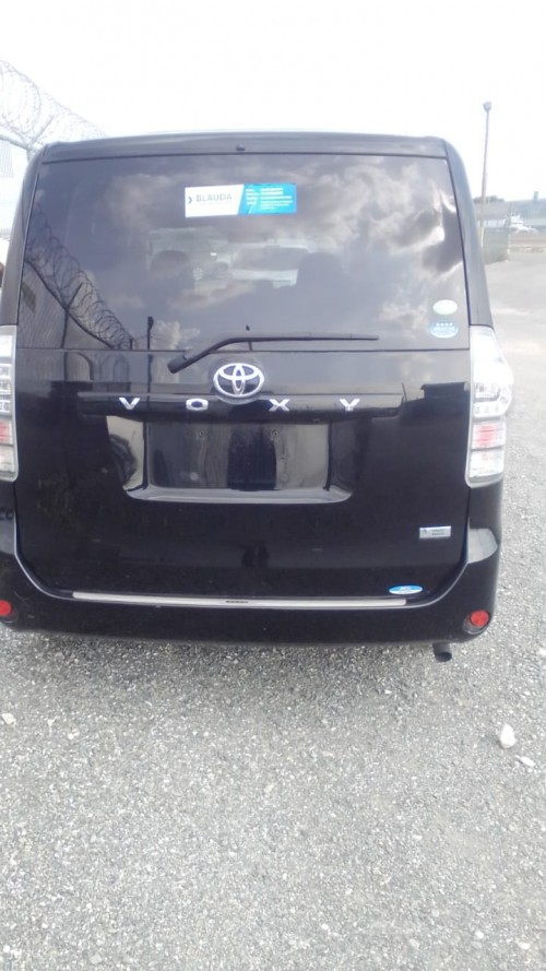2011 Toyota Voxy  Newly Imported Very Clean