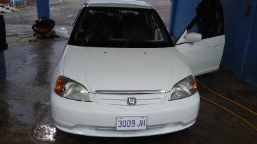 2001honda Civic