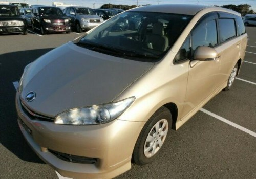 2012 Toyota Wish Newly Imported For Sale 1.670mil