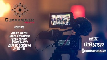 Video Production/ Graphic Designing 18768541590