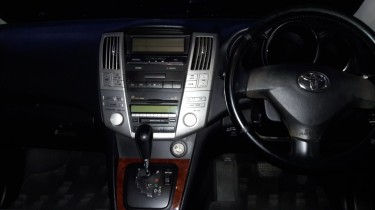 2009 Toyota Harrier