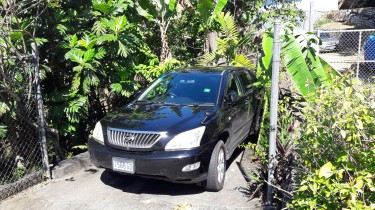 2009 Toyota Harrier