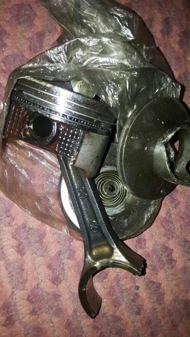 2017 Custom Supra 250cc (Engine Damage)