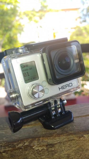 GoPro Hero 3  (new)