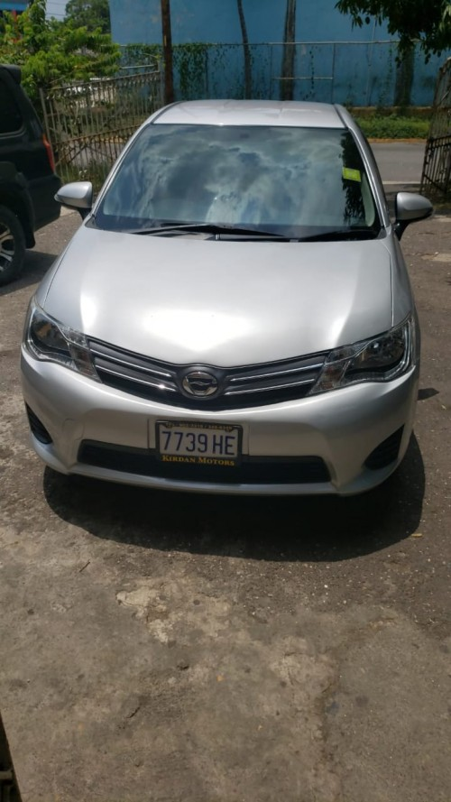 Toyota Axio For Sale Excellent Condition 2015