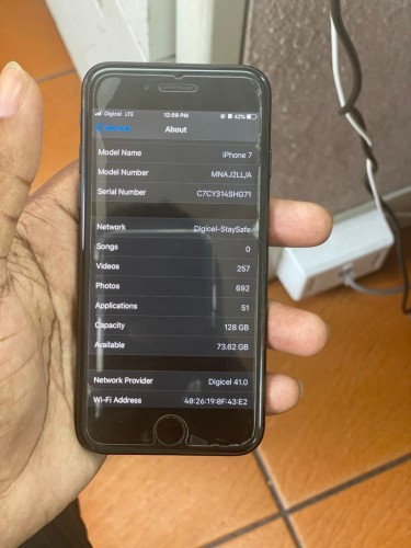 IPhone 7 128 Gig