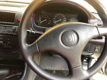 2000 Honda Ek Sedan