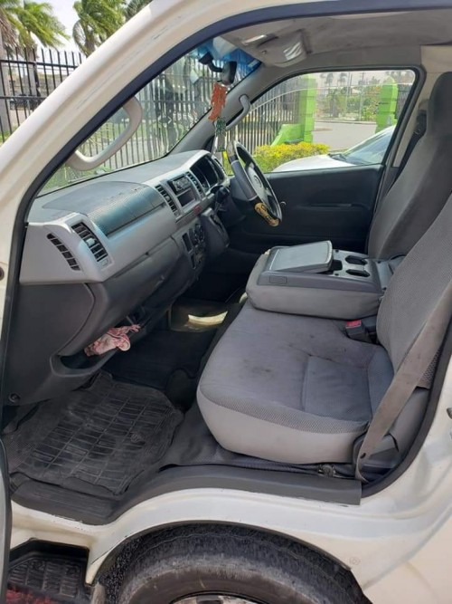 Toyota Hiace Bus For Sale