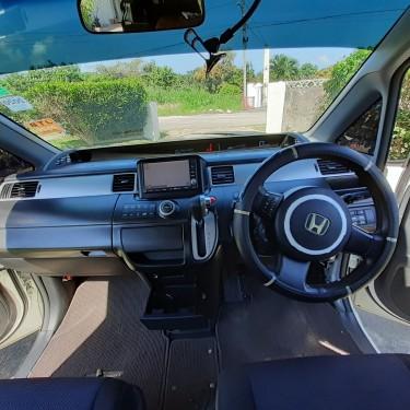 2009 Honda Stepwagon