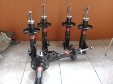 Honda Civic 2006 To 2015 Front Struts, Brand New K