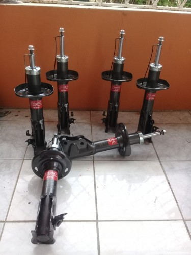 Honda Civic 2006 To 2015 Front KYB Struts, All New