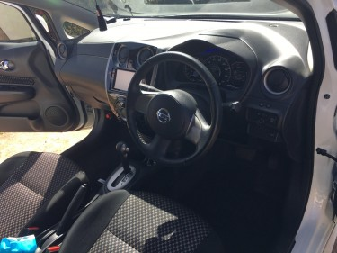 2013 Nissan Note Rider PERFORMANCE PACKAGE