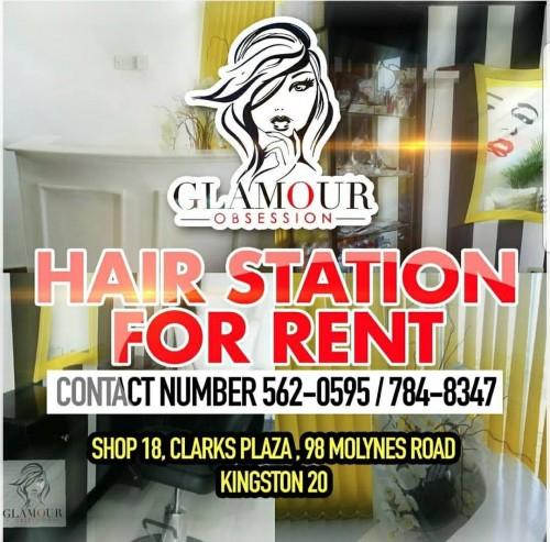 Hair And Nails Station