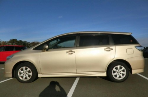 2012 Toyota  Wish Just Imported For Sale 1.660mil