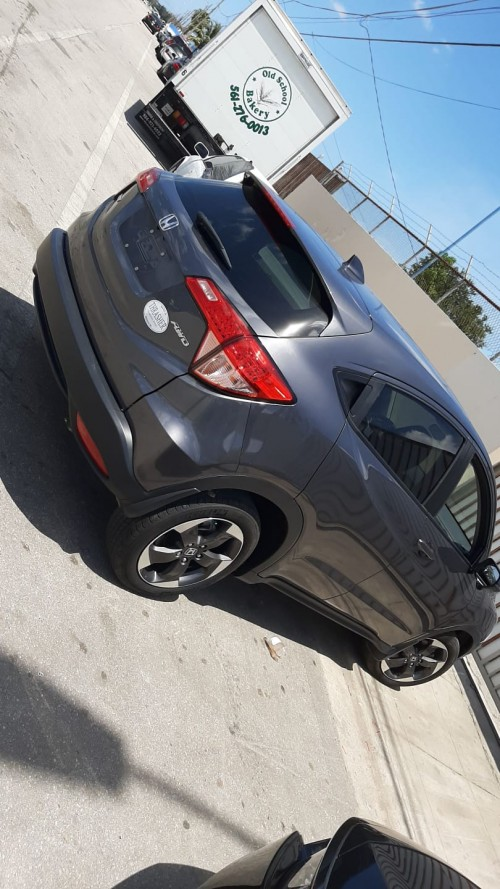 2018 Honda H-RV EX AWD