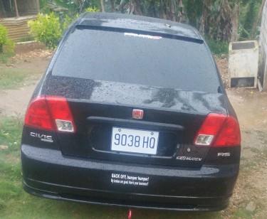 2003 Honda Civic RS