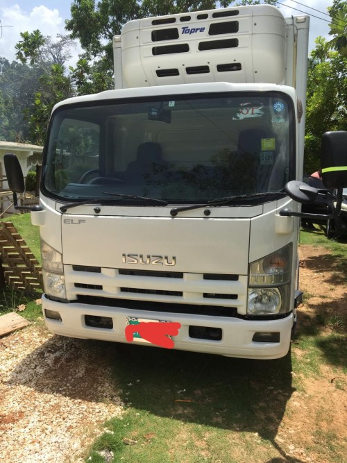 2013 Isuzu BoxTruck (Reefer) Trucks Chudleigh