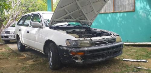 Toyota's Sprinter 2001