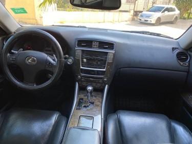 2010 Lexus IS250 (Silver)