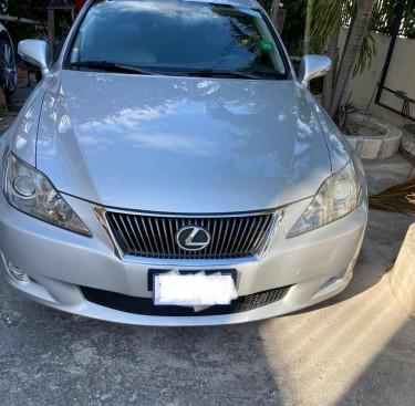 2010 Lexus IS250 (Silver) Cars Kingston