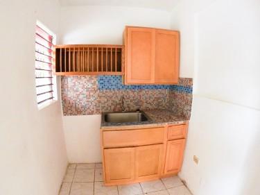 1 Bedroom Studio Apartment For RENT