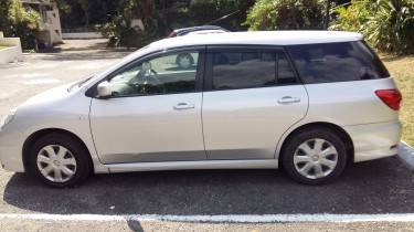 2014 NISSAN WINGROAD STATION WAGON FOR SALE