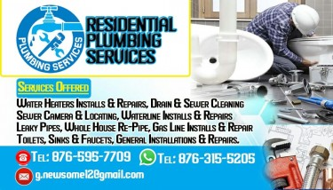 Plumbing And A/C Services