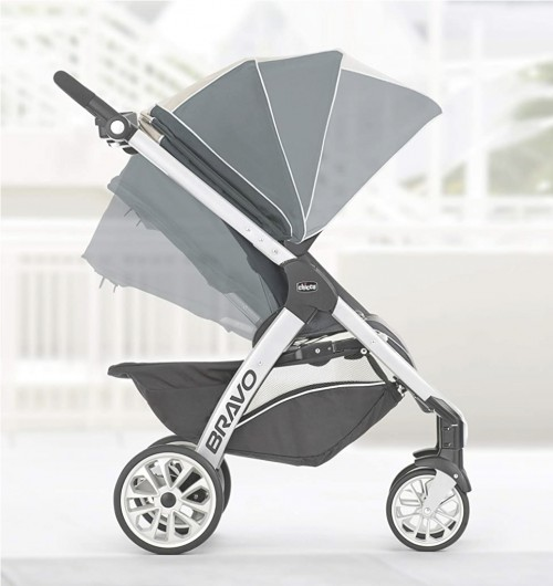Chicco Full Size Stroller<br /> <br /> + Infant Car Seat