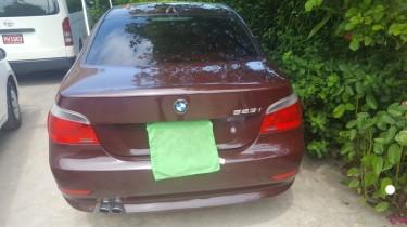 2007 BMW 525i