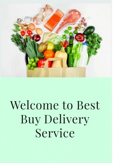Best Buy Grocery Delivery Service