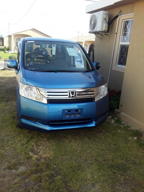 2011  Honda Stepwagon Newly Imported For Sale