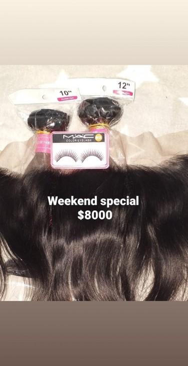 Malaysian And Brazilian Hair On Sale