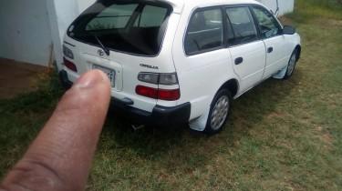 1998 Toyota Corolla Wagon