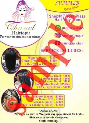 Hairstyle At Affordable Cost