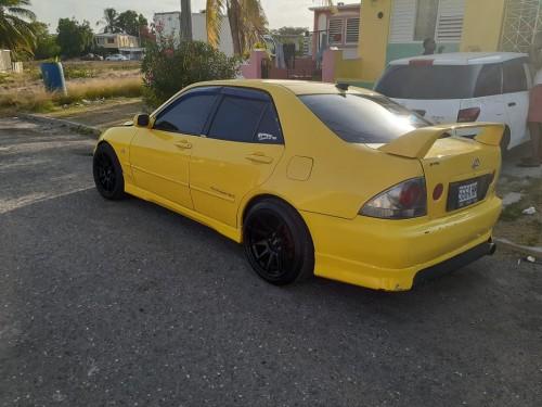 1999 Lexus Altezza