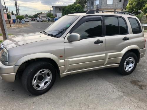 2001 Mitsubishi Vitara